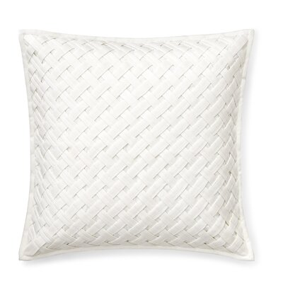 Jensen Twill Cotton Throw Pillow