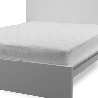 Waterproof Polyester Mattress Pad Bed Size: California King