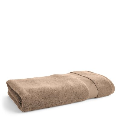 Wescott Bath Towel Color: Brown