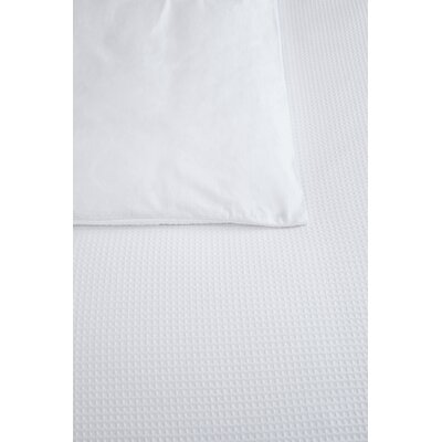 Ronan 100% Cotton 2 Piece Duvet Set Size: King