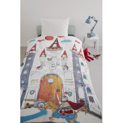 Alison 100% Cotton 2 Piece Duvet Set