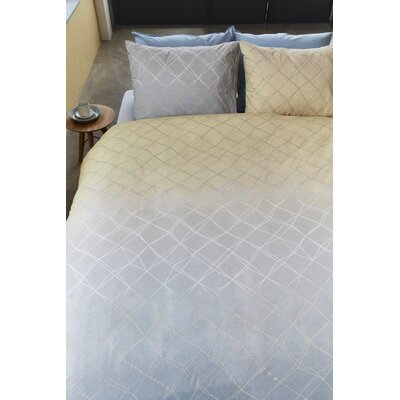 Pillsbury 100% Cotton 3 Piece Duvet Set Size: Queen