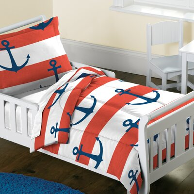 Adilynn 2 Piece Toddler Bedding Set