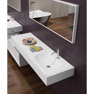 Sonoma Stone 48 Wall Mount Bathroom Sink