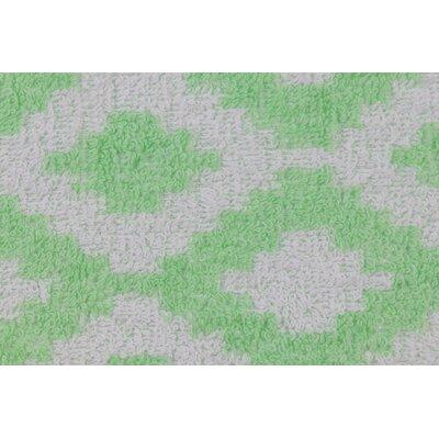 Diamond Beach Towel Color: Lime