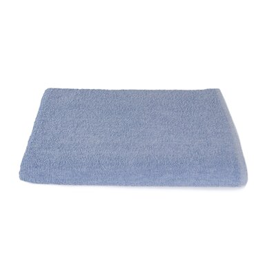 Solid Beach Towel Color: Porcelain Blue