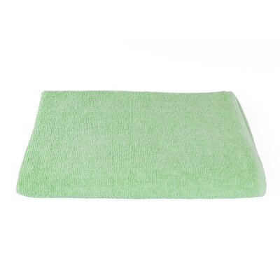 Solid Beach Towel Color: Lime