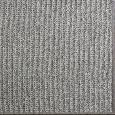 Pamela Wool Charcoal Area Rug Rug Size: 9 x 12