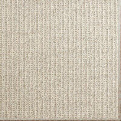 Pamela Wool Linen Area Rug Rug Size: 9 x 12