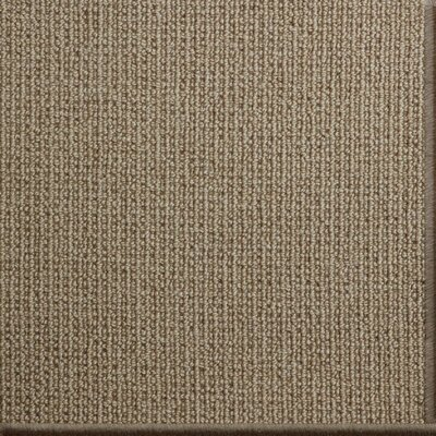 Pamela Wool Brown Area Rug Rug Size: 8 x 10