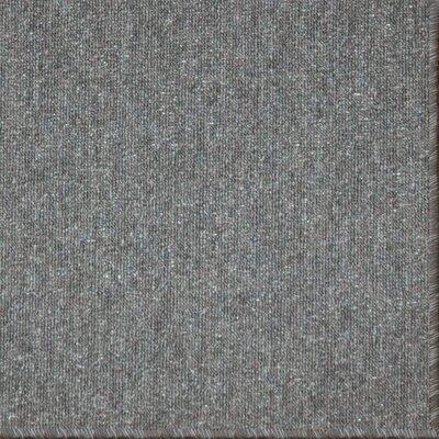 Meredith Charcoal Area Rug Rug Size: 5 x 8