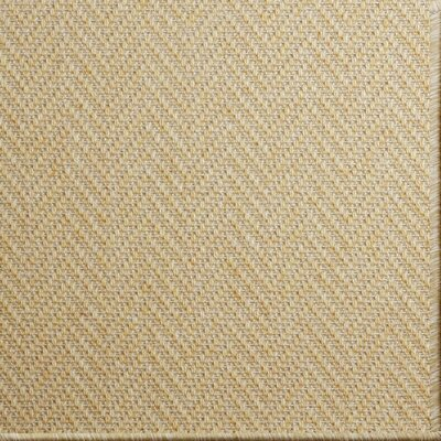Patel Honey Area Rug Rug Size: 6 x 9
