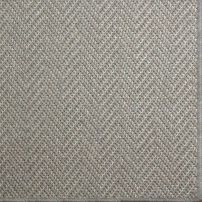 Patel Gray Area Rug Rug Size: 10 x 14