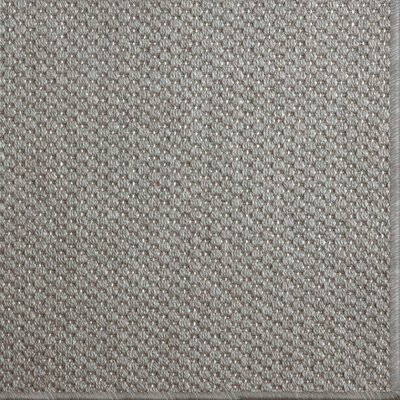 Paray Gray Area Rug Rug Size: 5 x 8