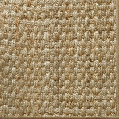 Parisot Natural Area Rug Rug Size: 5 x 8
