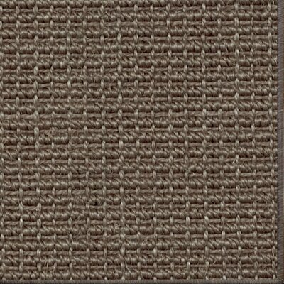 Paton Brown Area Rug Rug Size: 6 x 9