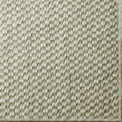 Parisot Linen Area Rug Rug Size: 6 x 9