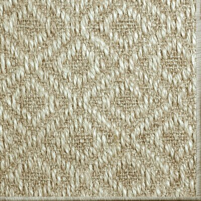 Palmyre Linen Area Rug Rug Size: 6 x 9