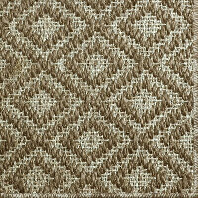 Palmyre Gray Area Rug Rug Size: 5 x 8