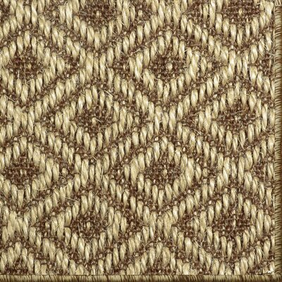Palmyre Sepia Area Rug Rug Size: 8 x 10