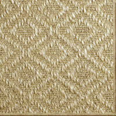 Palmyre Beige Area Rug Rug Size: 9 x 12