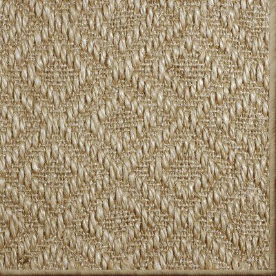 Palmyre Natural Area Rug Rug Size: 9 x 12