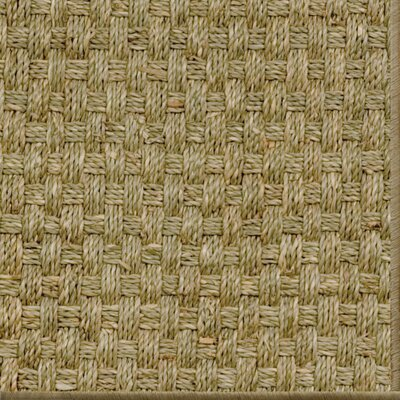 Dorothea�Seagrass Natural Area Rug Rug Size: 8 x 10
