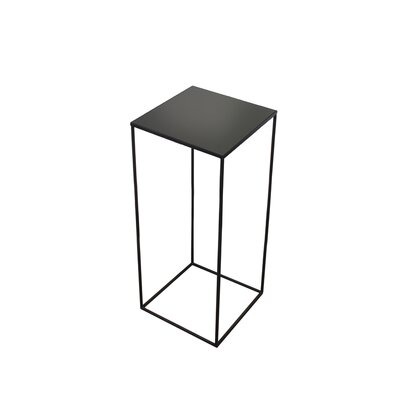 Mirror Square End Table TGN-020764