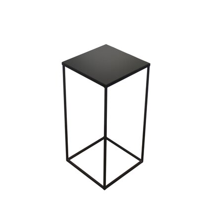 Mirror Square End Table TGN-020760