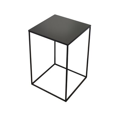 Mirror Square End Table TGN-020762