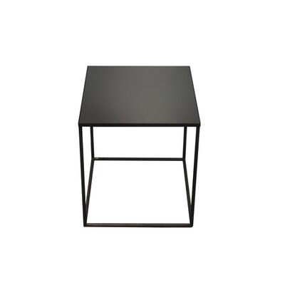Mirror Square End Table TGN-020757