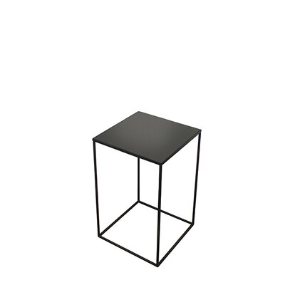 Mirror Square End Table TGN-020755