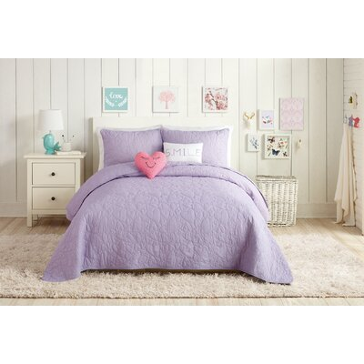 Graham 5 Piece Queen Quilt Set
