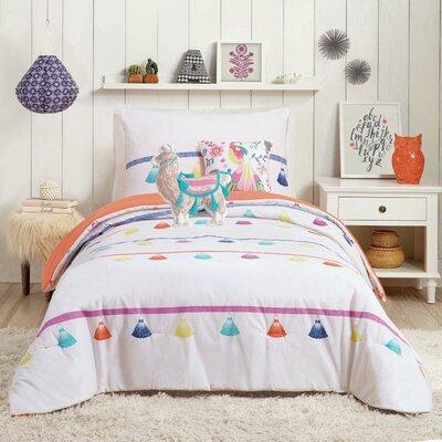 Cheryl 5 Piece Queen Bed-In-a-Bag Set