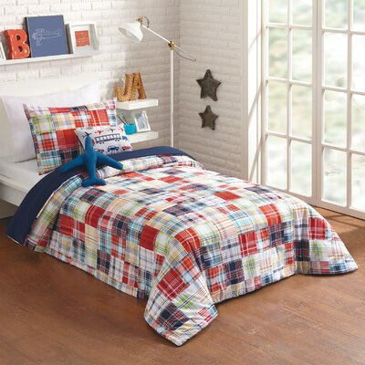 Goldie 4 Piece Twin Comforter Set