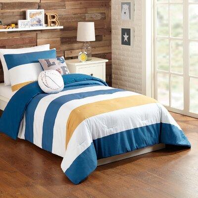 Grady 4 Piece Twin Comforter Set