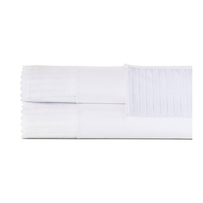 Selma 300 Thread Count 100% Cotton Sheet Set Size: California King