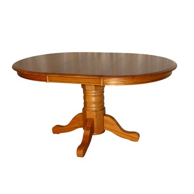 Cade Solid Oak Dining Table