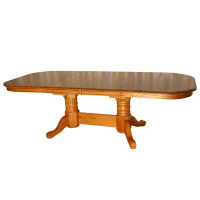 Tyrell Solid Oak Dining Table