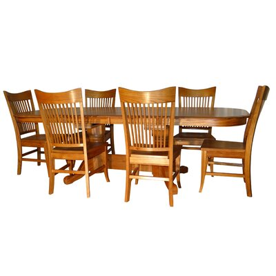 Aldwin 7 Piece Dining Set