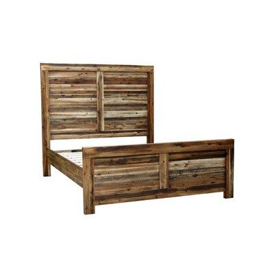Camilo Panel Bed