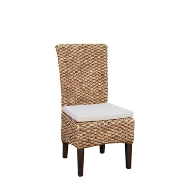Tamayo Hand-Woven Seagrass Dining Chair