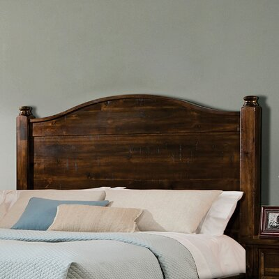 Desaree Panel Headboard Size: King