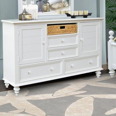 Emelia 4 Drawer Dresser