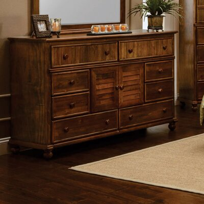 Deke 8 Drawer Dresser