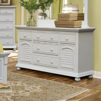 Laguna Triple 5 Drawer Dresser