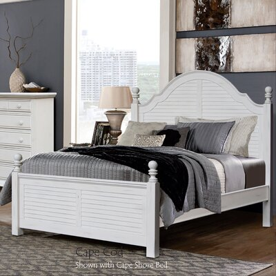 Laguna Panel Footboard Size: Queen