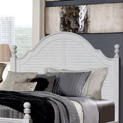 Laguna Wood Panel Headboard Size: King