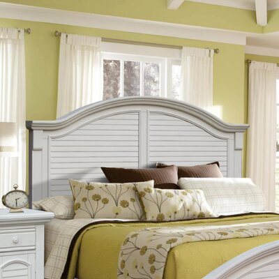 Laguna Panel Headboard Size: Queen