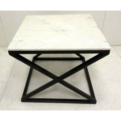 Raymond Marble End Table
